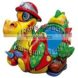 Dinosaur kiddy ride