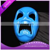 Skull scary anime plastic cosplay mask