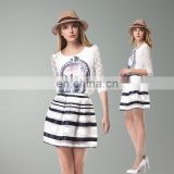 casual ladies bubble skirt spring girl's skirt fashionable slim organza women skirt for office