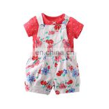 Fashion vintage baby girl clothes wholesale boutique newborn baby clothes