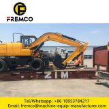 FWE135 Medium Size Construction Machinery Excavators