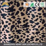 hot selling pvc leather cow/leopard print anmial pattern for doing handbags