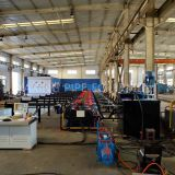 Hydrostatic Test Press Steel Pipe Hydralic Press Test