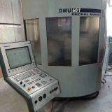 DMG DMU 60T 5-axis Machining Center