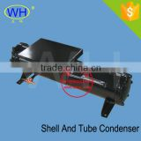 WNS series Seawater Condenser(copper nickel tube)/Anti-corrosion Condenser with liquid receiver