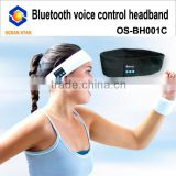 2015 Newest Wireless voice control Bluetooth CSR8635 V4.0 Stereo Headphone Handsfree Headset Sports Headband