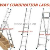 3 Way Combination Ladder 1X5+1X6