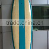 Moulded Clear Bamboo Board SUP Paddle Stand Up New Technology Surfboards