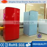 small fridge R134a/R600a gas refrigerator colored mini fridge