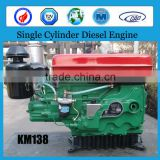 Agricultural Machine Single Cylinder Diesel Engine KM138 ZS1115