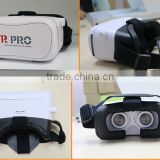 "VR BOX cardboard 3D video Glasses Virtual Reality Headset for 3D Moives And Games Support 4.7"" - 6.0"" inch screen"