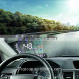"5.5"" Large Screen A8 Auto Car HUD Head Up Display KM/h & MPH Overspeed"