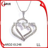Party Occasion And Women'S Gender Pendant Heart Pendant Wholesale