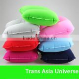 Hot Selling Inflatable Travel self inflated neck pillow
