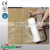 Factory price ldpe polyethylene hand packing stretch film                                                                         Quality Choice