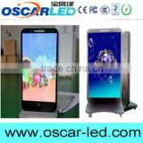 led advertising Led advertising display backpack lcd advertising display dental chair lcd monitor for wholesales