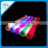 custom promotional flashing led cotton candy stick