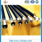 1/4inch oil resistant high tensile steel wires reinforced hydraulic rubber hose SAE100R1A DIN EN853 1ST