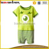 Baby boys' monsters knit romper with 3D horns hot selling cartoon jumpsuit Image