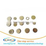 CR2430 Stainless Steel Button Cell Cases (24d x 3.0mm) for Battery Research - 100 pcs/pck