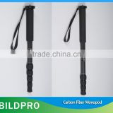 BILDPRO Fast Delivery Tripod Monopod Camera Equipment Spare Parts 28mm Carbon Fiber Tube
