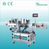 Top sale!! High quality manufacture full automatic shrink sleeve labeling machine for plat round bottle