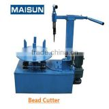 Waste/used tire/tyre cutter/cutting machine from Jiangyin maisun