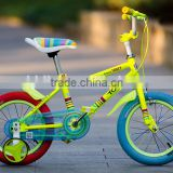 12 inch children bicycles / single speed kids bike / aluminum alloy child bicycle frame and fork