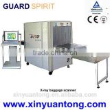 XJ6550 security electronic equipment X-ray luggage baggage scanner inspection detector machine for airport