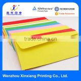 2015 new arrived offset paper blank square craft recycled paper envelope