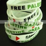 Fashion Palestine Gaza Loom Band Bracelet flag colour ---- DH 17002