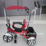 New model good quality Kid's Lexus metal tricycle,baby plastic tricycle,children toy tricycle