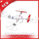 New Arriving!FX-6CI 2.4G quadcopter with WIFI PFV real time transmission RC Drone 2MP camera,720P video