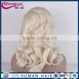 Mindreach hair blond synthetic lace wig,cleaning method synthetic hair wig