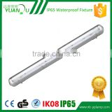 super quality great material professional supplier t8 waterproof fluorescent light fixtures ip65