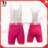 Wholesale Cycling Bib Short With Gel Padded, Custom Racing Bibshort