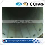 Self Lubricating Non-Sticking Plastic Bunker Lining ,hdpe silos Lining Friction Lining Chutes