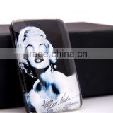 Marilyn Monroe Crystal Fridge Magnet Customized Crystal Fridge Magent With Custom Printing Magnet Picture