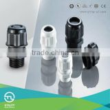 pg cable gland, waterproof cable gland IP68 Protection Grade Waterproof Standard Cable Gland