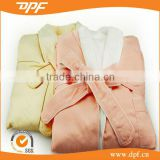 wholesale free size cotton cloth hotel bathrobe