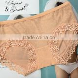 wholesale fashion design spandex material young lady sexy underwear
