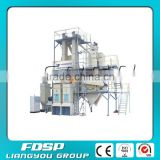 Low investment small cattle feed pellet mill plant