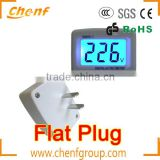 Hot Sell AC 80V-300V Digital Mini Voltmeter with LED Digits