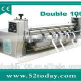 hot sale china factory white latex gluing machine