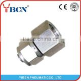 quick twist inner nipple PCF series pneumatic fittings metal fitting