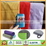 Lightweight Absorbent Microfiber Pocket Towel with Bag for Golf, Bath and Camping