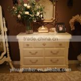 bedroom furniture classic white dresser chinese manufacturer