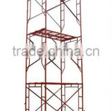 construction mobile platform heavy duty framework type scaffold ( Real Factory in Guangzhou )