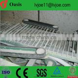 stainless steel welding electrodes production lines from China