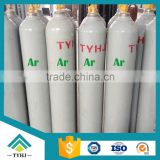 Industrial Steel Ar Argon Gas Cylinder with W28.8 / 1 1/8-12UNF / 3/4NGT Neck Thread ISO9809
